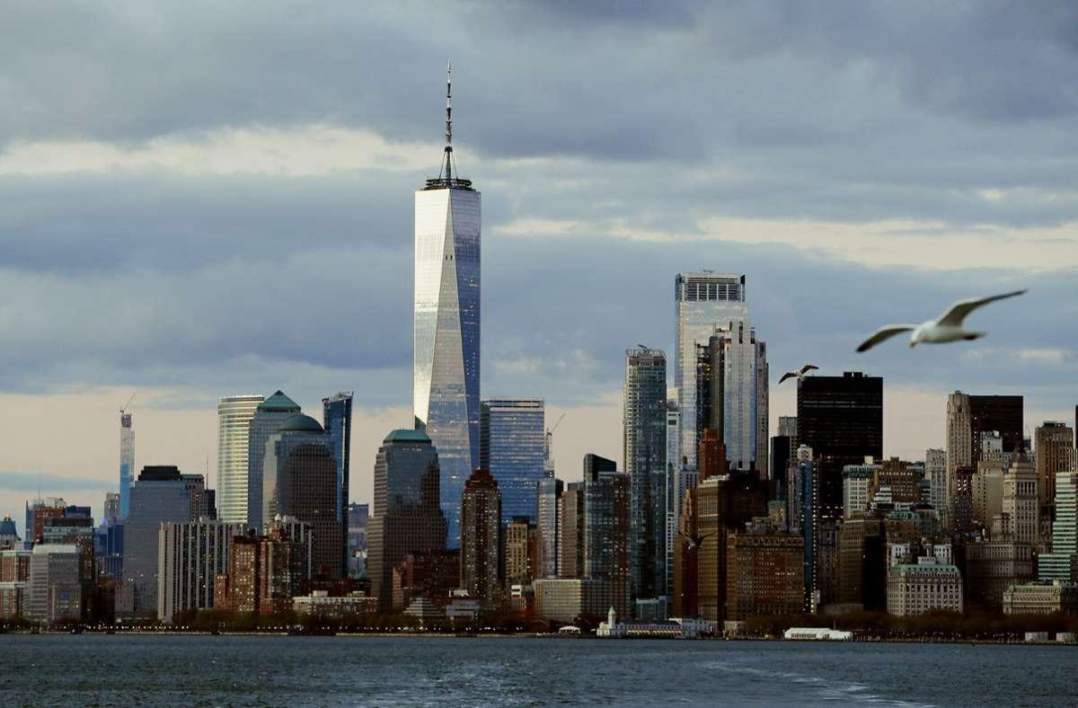 In der Metropole New York wird Marihuana legalisiert. Foto: dpa/Frank Franklin II