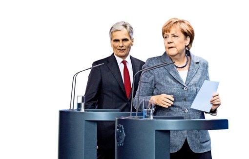 Merkel verliert ihre letzte Stütze