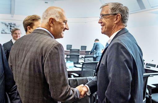 Ex-Wirtschaftsminister Walter Döring beendet Prozess mit Deal