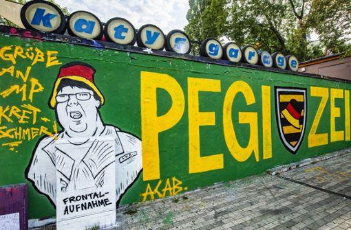 Pegida-naher LKA-Mann aus Sachsen verlässt Polizeidienst