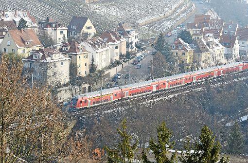 Spätestens 2025 schneller von Stuttgart nach Zürich