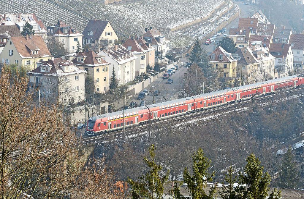 Die Gäubahn soll ausgebaut werden. (Archivbild) Foto: dpa