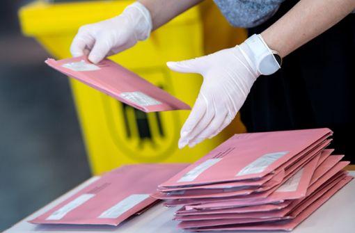 SPD mit verhaltener Freude: Stark in vielen größeren Städten