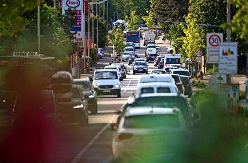 Verkehr und Wohnraum sind die  Topthemen
