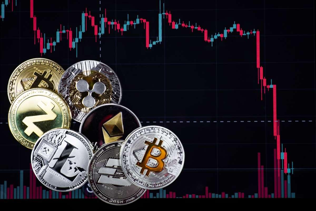 Auch Kryptowährungen können künstlich aufgepumpt werden- Foto: RomanVX / shutterstock.com