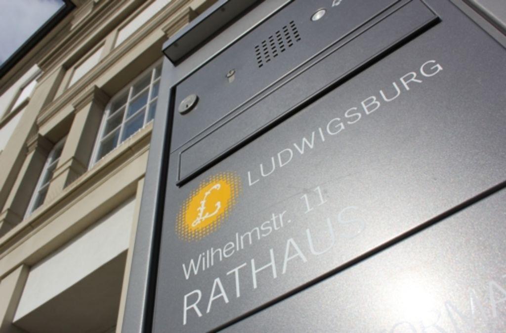 Im Ludwigsburger Rathaus hat man eine Prioritätenliste für Bauvorhaben erstellt – nun müssen die Stadträte über diese befinden. Foto: Pascal Thiel