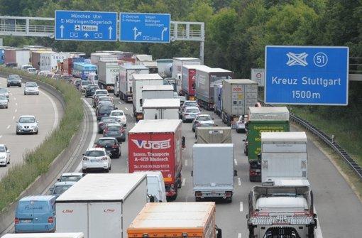 Stau A8 Karlsruhe Stuttgart