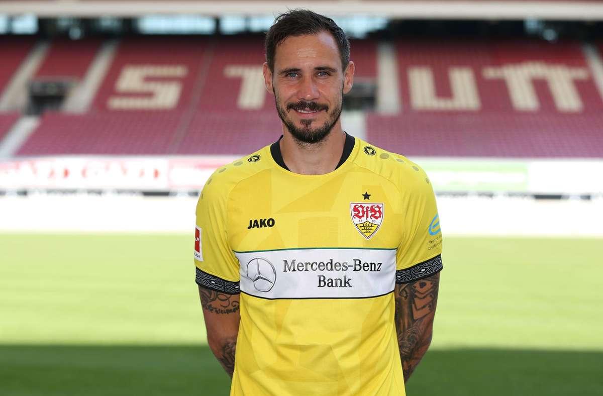 Jens Grahl (Torhüter, 32, Vertrag bis 2022): Jens Grahl: 0,2 Mio. € [-0,05 Mio.] Foto: Alexander Keppler