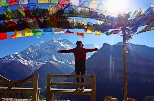 Unterwegs auf einem spirituellen Weg