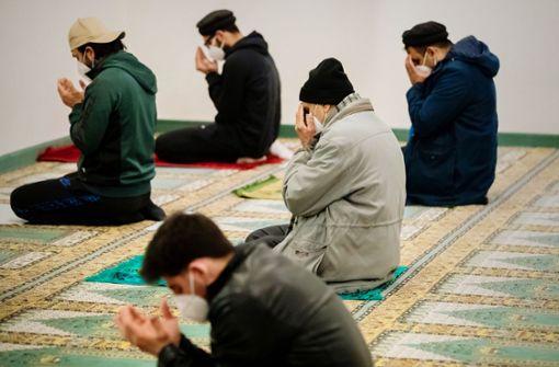 Ramadan ohne    Gemeinschaftserlebnis