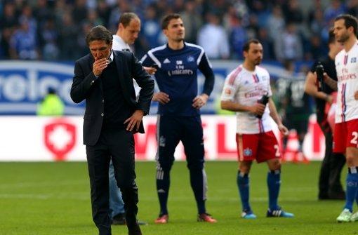 Labbadias HSV erreicht die Relegation
