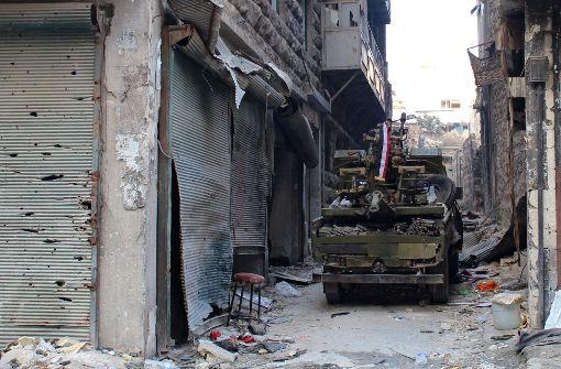 Rotes Kreuz: Katastrophale Zustände in Aleppo