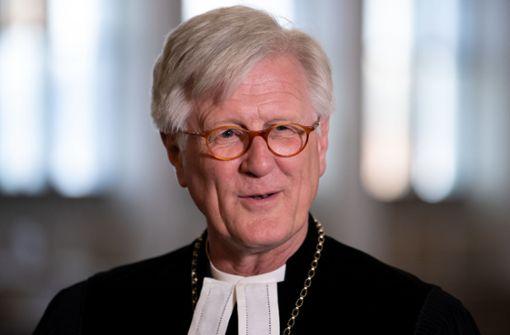 Bayerischer Landesbischof kandidiert nicht mehr für EKD-Spitze