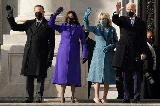 Liveblog zur Vereidigung des neuen US-Präsidenten