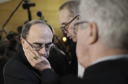 Freispruch für französischen Kardinal Barbarin