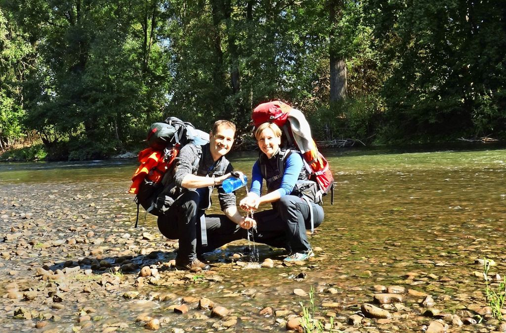 Heiko und Alexandra Strassl engagieren sich für Haiti. Foto: privat/Alexandra Strassl Foto: