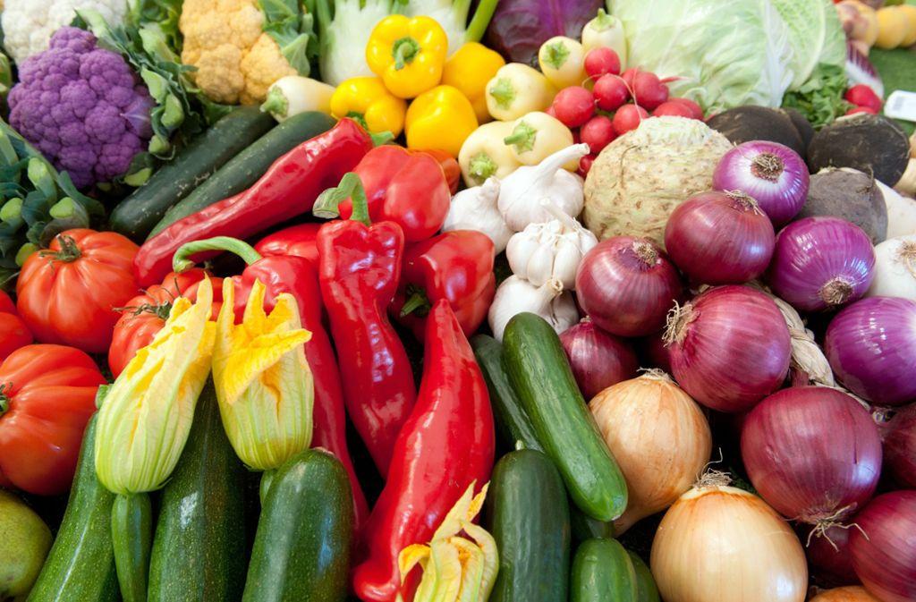 Obst- und Gemüsebauern zeichnen zum Herbstanfang ein durchwachsenes Bild. Foto: dpa