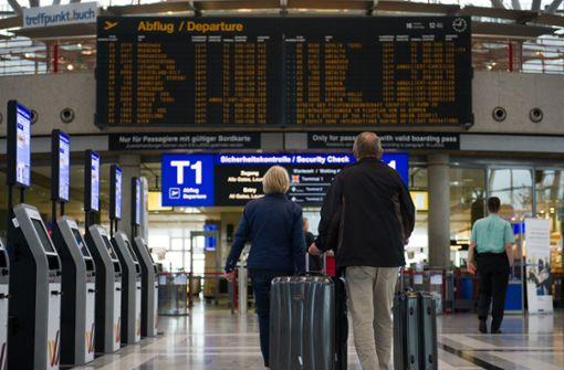 Kontrolle am Terminal 1 wieder geöffnet