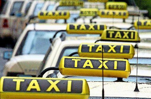 Taxifahrer auf Abwegen