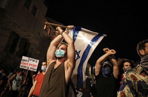 Israel steckt mitten in der zweiten Welle