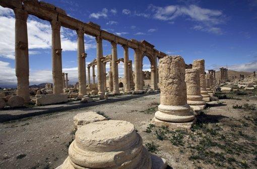 Weiteres Weltkulturerbe ist von Zerstörung bedroht