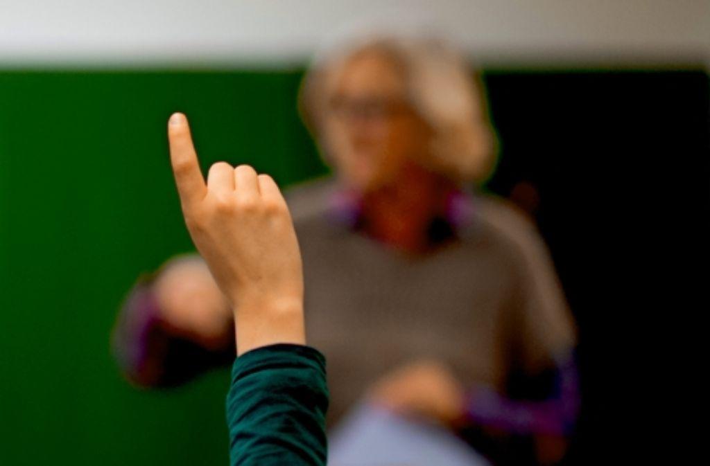 Der Schulalltag verändert sich, das hat Auswirkungen für die Ausbildung der Lehrer. Foto: dpa