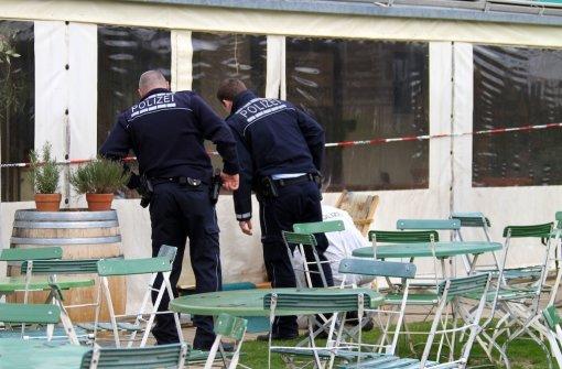 Tatverdächtiger festgenommen