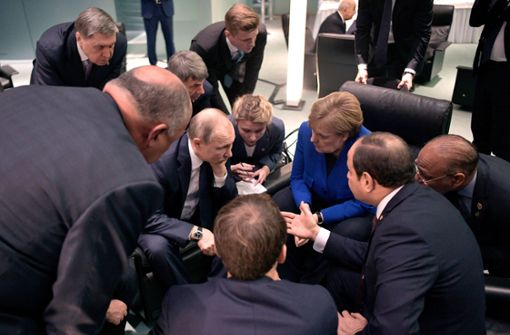 CDU mahnt Geschlossenheit der EU bei der Libyen-Politik an