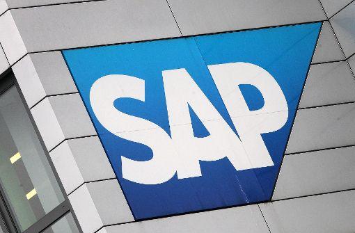 SAP mit Rekordumsatz
