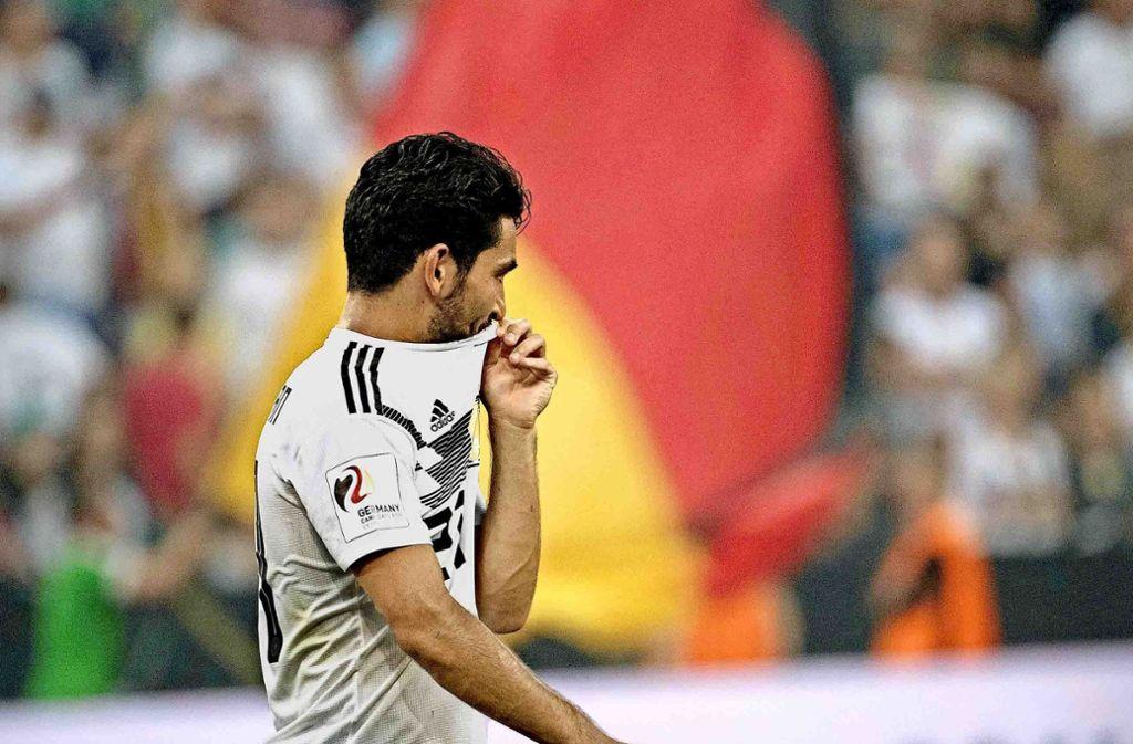Ilkay Gündogan muss uns bei der WM retten. Foto: dpa