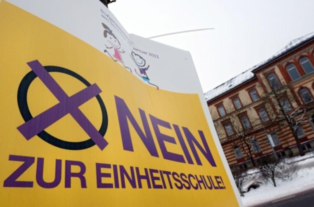 Der Gemeinderat in Bad Saulgau hat beschlossen, keine Gemeinschaftsschule in der Stadt einzuführen. Foto: dpa