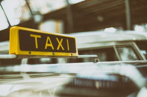 Taxifahren  kostet künftig etwas mehr