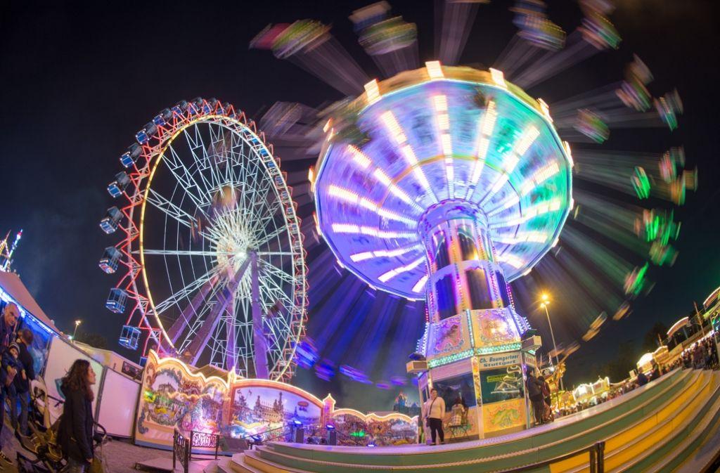 Vom 27. September bis zum 13. Oktober feiert Stuttgart 2019 auf dem Cannstatter Wasen. Foto: dpa