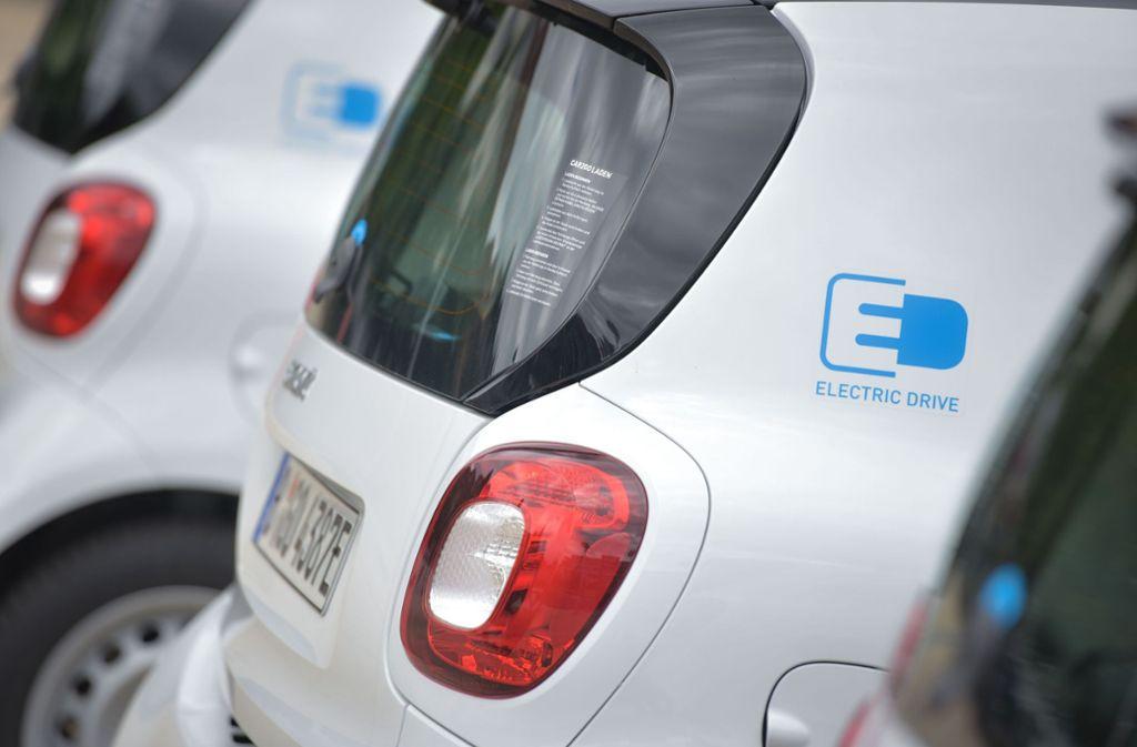 Daimler und BMW hatten im März angekündigt, ihre Carsharing- und Mobilitätsdienste in einem Gemeinschaftsunternehmen zusammenzulegen. Foto: Lichtgut/Max Kovalenko