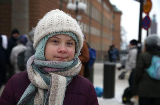 So feiert die Klimaaktivistin ihren 17. Geburtstag