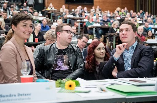 Grüne Jugend scheitert mit Antrag bei Parteitag