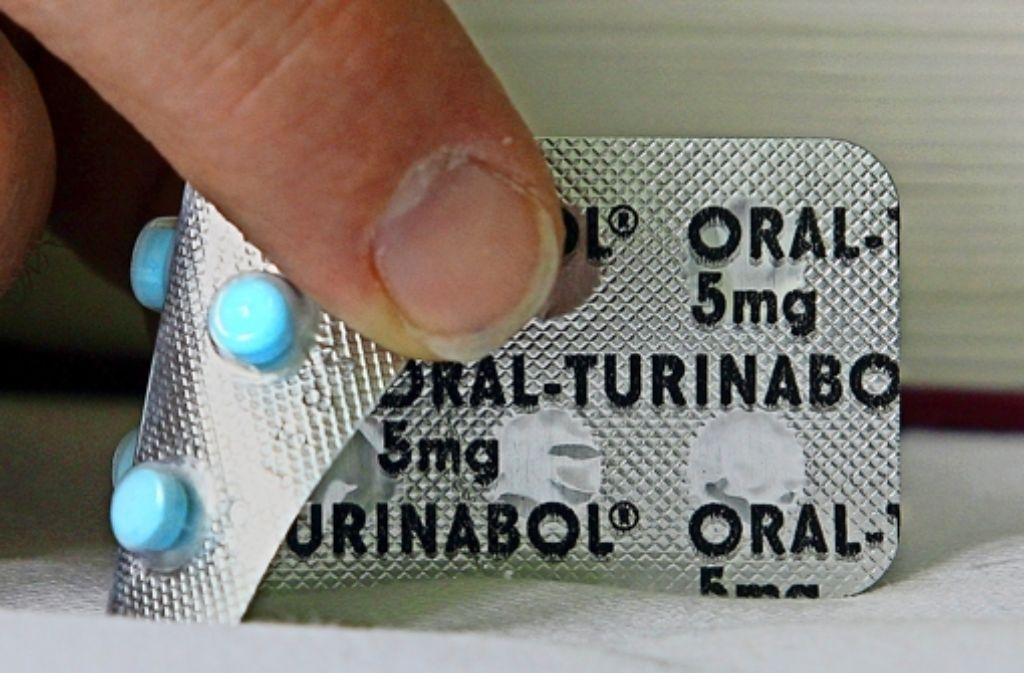 Das Steroid Oral Turinabol ist inzwischen  ein Synonym für das Staatsdoping in der DDR – und für die immensen Folgeschäden, die    das Mittel bei den Gedopten ausgelöst hat. Foto: AP