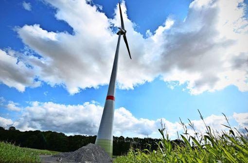 Mehr Flächen kommen für Windenergie infrage