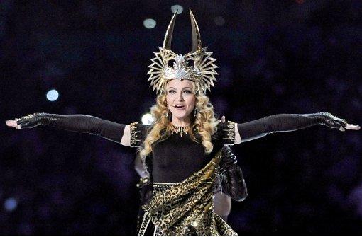 Madonna kommt nach Mannheim