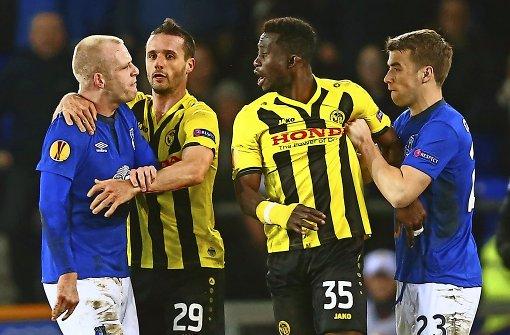 Sanogo soll Rupp beim VfB ersetzen