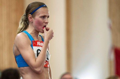 IAAF gibt Stepanowa Startrecht