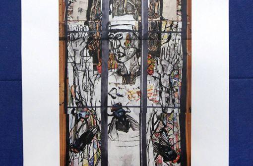 """Verfahren um das  """"Reformationsfenster"""" von Markus Lüpertz"""