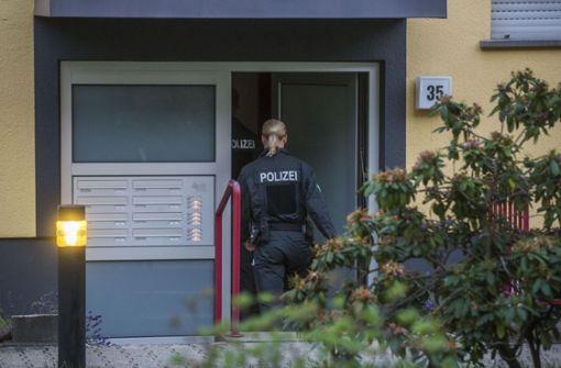 Polizei nimmt mutmaßlichen Einbrecher fest