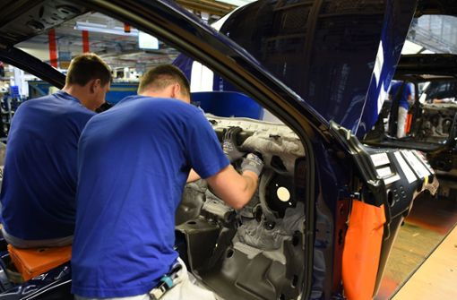 VW streicht bis zu 7000 Stellen in Deutschland