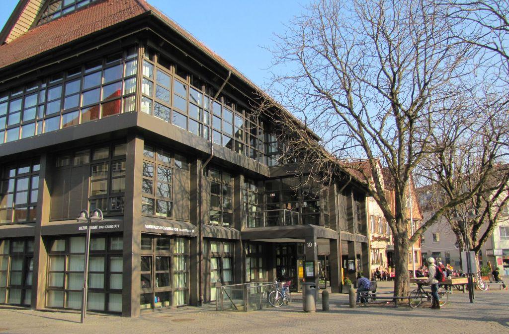 Die Sitzung beginnt um 18 Uhr im Verwaltungsgebäude. Foto: Holger Sieß