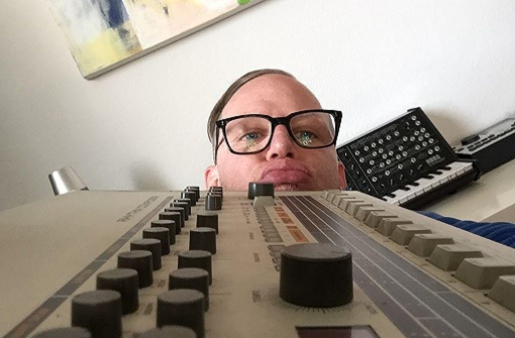 Auch der DJ, Produzent, Zeitzeuge und immer-schon-da-gewesene Alexander Maier legt beim diesjährigen Semf auf. Foto: privat