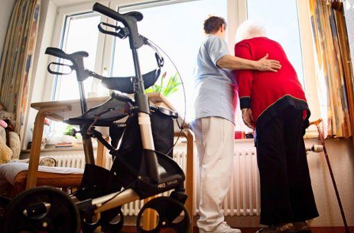Corona: Was jetzt in den Pflegeheimen los ist