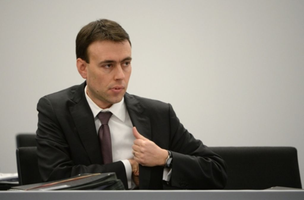 Südwest-Finanzminister Nils Schmid (SPD) Foto: dpa