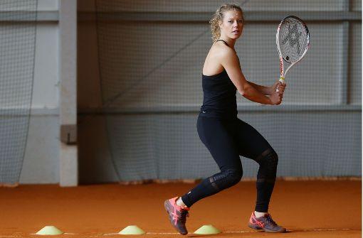 Laura Siegemund zeigt die besten Übungen