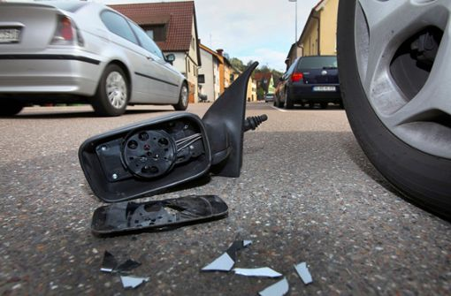 Zerkratzte Autos: Unmut über Polizei